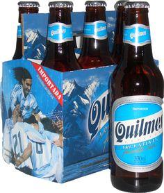 """Cerveza """"Quilmes"""" Argentina"""