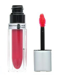New Maybelline New York #530 Radiant Ruby The Elixir Lip Stick Gloss Balm #MaybellineNewYork
