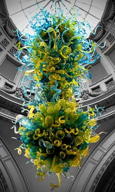 Dale Chihuly Glass Sculpture - V&A Museum | Flickr - Photo Sharing!