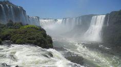 Iguazo Falls  in Brazil