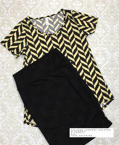 #OOTD  Solid BLACK Cassie!!!  #lularoecassie #lularoeclassic #outfit