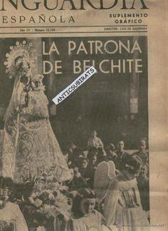 Coleccionismo de Revistas y Periódicos: LA VANGUARDIA AÑO 1939 NUESTRA SEÑORA DEL PUEYO PATRONA DE BELCHITE GUERRA MUNDIAL PRIMERAS FOTOS - Foto 2 - 45353083