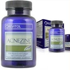 Acnezine is a total natural skin care management system that tracks the original source in the acne, properly mends the pimples as well as treats upcoming acne breakouts that aren't yet seen