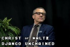 Between Two Ferns - Christ of Waltz!