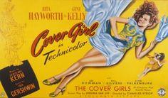 Rusty (Rita Hayworth) dança em uma discoteca dirigida por seu namorado Danny McGuire (Gene Kelly)