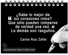 my favorite book, shadow of the wind...carlos ruiz zafon quotes - Google Search
