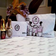 Bu şık bayram hediyeleri için, Oje Spa'ya teşekkür ederiz. :)  #CarlottaRoux #ojespa #kalıcıoje #jeloje #gelpolish #güzellik #tırnak #tırnaksağlığı