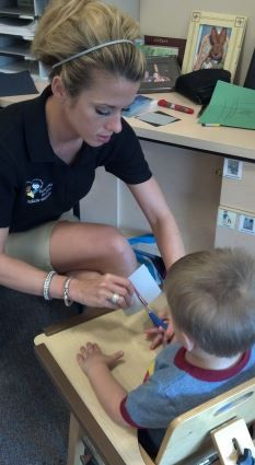 OT Corner:  Two Tips for Finding & Working With a Great Occupational Therapist for Autism  - Pinned by @PediaStaff – Please Visit  ht.ly/63sNt for all our pediatric therapy pins