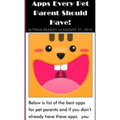 See 1 tip from visitors to NOLAs Finest Pet Care. Pet Home, Best Apps, Four Square, Pets, Animals And Pets
