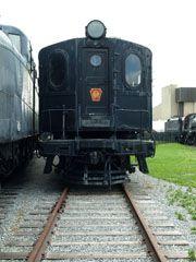 PRR DD1 #3936 & #3937, Railroad Museum of Pennsylvania