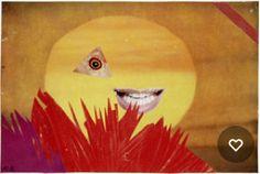 Hannah Hoch, Little Sun, 1969