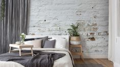 Our ultimate guide will help plan your bedroom design from top to bottom. From choosing paint colours to finding the best bedroom furniture, we have it all. Feature Wall Design, Furniture Village, Bold Wallpaper, Curved Sofa, House Extensions, Beautiful Bedrooms, Dream Bedroom, Designer Wallpaper, Bedroom Furniture