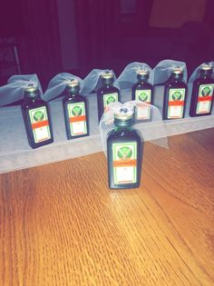 Hen party Jäger