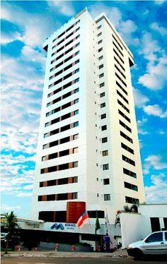 São 100 apartamentos de alto nível, compostos por salas confortáveis, cozinha, varanda, Internet banda larga, TV a cabo, cofre individual, estações de trabalho, ar-condicionado e vigilância eletrônica 24h.