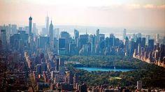 Ti steder du må stoppe på Manhattan