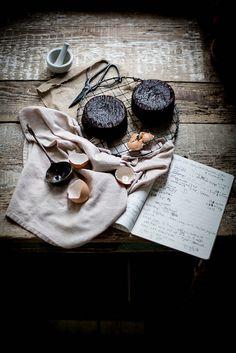 Warming winter dessert-rich, moist chocolate lavender cake with mascarpone earl grey german buttercream Lavender Cake, Lavender Buds, Food Photography Styling, Food Styling, Photography Ideas, Single Layer Cakes, Local Milk, Dark Chocolate Cakes, Chocolate Chips