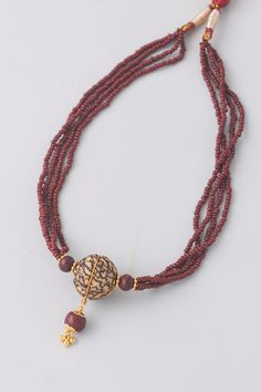 Betal Nut Necklace from the gold factory