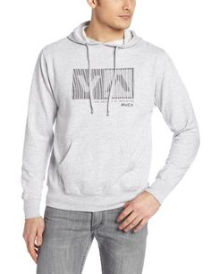RVCA Men's Balance Illusion Hood, Athletic, Large Large Casual Outfits, Men Casual, Fashion Outfits, Womens Fashion, Active Wear For Women, Swagg, Hoodies, Sweatshirts, Personal Style