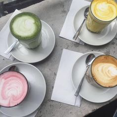 We love you a latte ☕️ Move over matcha we have a new latte in town! BEETROOT latte