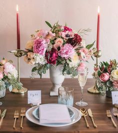 A gorgeous Valentine's Day shoot we got to be a part of is featured on @inspiredbythis!  Venue: @petitepetalco Floral @huckleberrykaren @tanjeeryndesigns Place Card Holder @essellesf Paper goods @glitterpress Photographer @kaylafphoto Sweets @delishdesigns