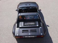 fiat x1/9 widebody - Google Search