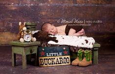 newborn boy bed