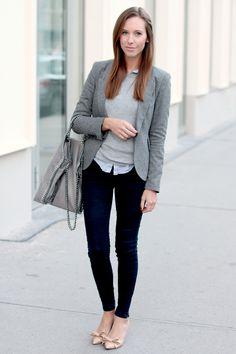stylish-women-office-worthy-outfits-for-winter-2014-2015-1 - Styleoholic