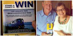 Luxury Blue Train Trip through South Africa! Ticked off the bucket list :)