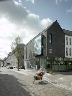 Image 1 of 25 from gallery of Black House / Bakers Architecten. Photograph by Maarten Noordijk