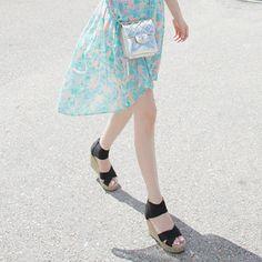 4927ddbdda80ef Simple Wedge Sandals by Miamasvin  Miamasvin  KoreanFashion  AsianFashion  Korean Outfits