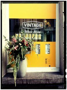 Vintage Wine Gent, restaurant & shop