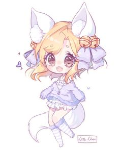 Chibi-Sketch style commission for Thank you for commissioning me dear! Dibujos Anime Chibi, Cute Anime Chibi, Kawaii Chibi, Anime Neko, Kawaii Anime Girl, Kawaii Art, Anime Art Girl, Chibi Girl Drawings, Cute Kawaii Drawings