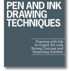 Pen and ink Drawing Techniques free guide!
