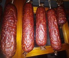 Polish Recipes, Smoking Meat, Ketchup, Carne, Sausage, Grilling, Homemade, Cooking, Food