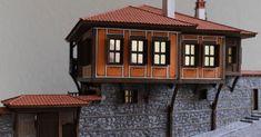 Тодор Нанчев е автор на проекти за популяризиране архитектурното наследство. Част от творчеството му са макети на автентични български възрожденски къщи.
