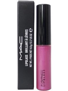 Mac Lipglass Lip Gloss Magnetique