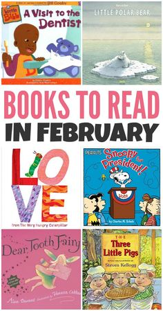 Cool Books to Read in February - Kreative in Life