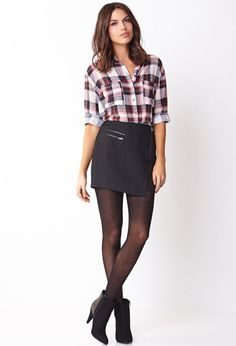 I need some more black skirts for sixth form and work