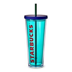 This cool, Venti-size Cold Cup is ready for a walk in the park, or a relaxing moment in the sun.