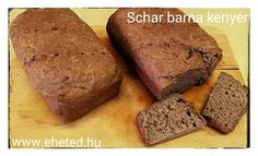 eheted.hu | Receptek » Schar gluténmentes barna kenyér | www.eheted.hu