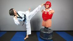 Top 3 Front Leg Kicks for TKD Roundhouse Kick, Social Media Video, Kicks, Sporty, Legs, Youtube, Style, Fashion, Swag