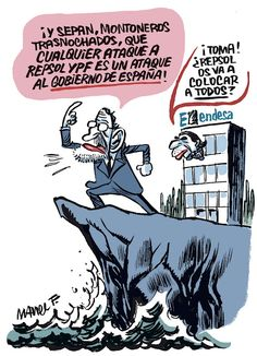 Rajoy YPF