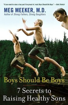 If you have boys, add this to your reading list immediately. Great insight.
