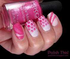 Polish This!: 31DC13 Day 26: Inspired by a pattern
