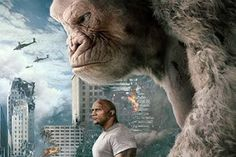 Rampage Set Visit: Dwayne Johnson Says Its Okay to Root for the Monsters Healthy Prepared Meals, Monster S, Dwayne Johnson, Its Okay, New Movies, Sayings, Artwork, English, Healthy Crock Pot Meals