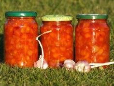 Sałatka z marchewki i cebuli na zimę