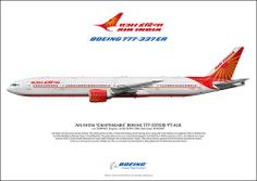 "Air India ""Chattisgarh"" Boeing 777-337ER VT-ALK c/n: 36309/652"