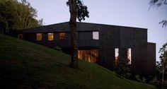 House on Lake Rupanco