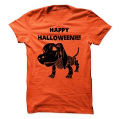 If you like Dachshunds and Halloween,this shirt is for you!