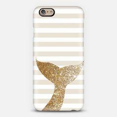 Glitter Mermaid Tale iPhone 6 Case